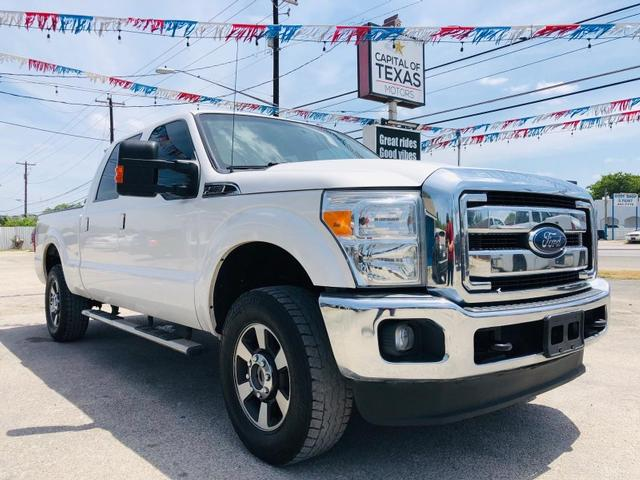 more details - ford super duty f-250 srw